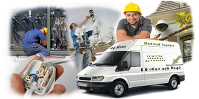 Enfield electricians